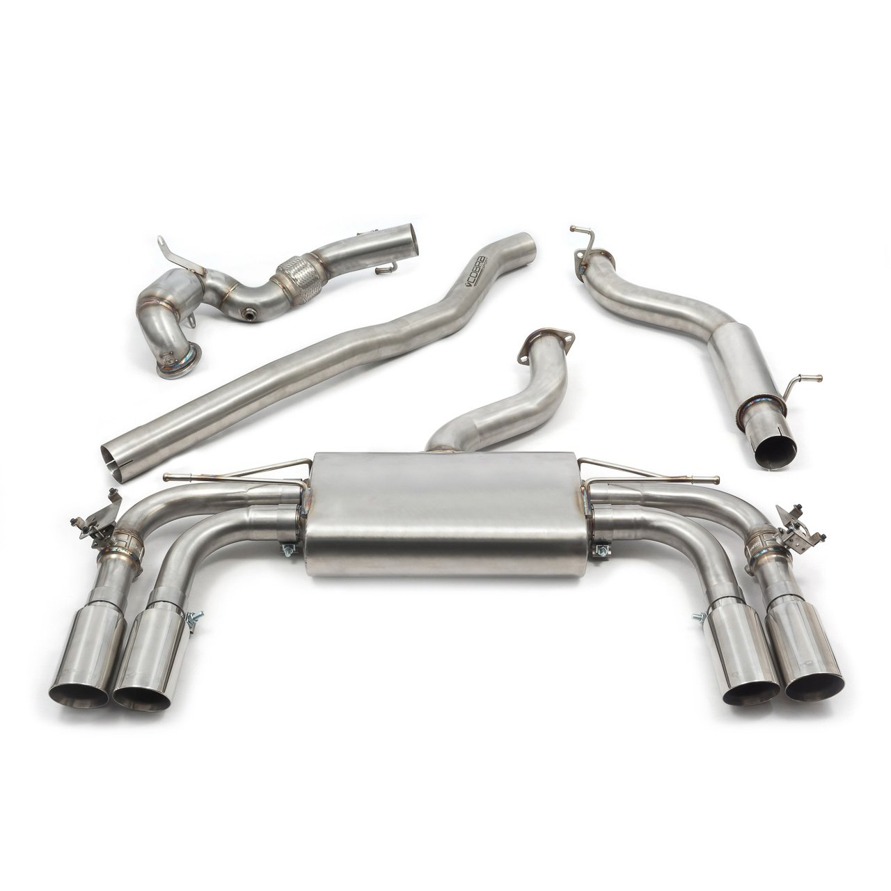 Audi S3 (8V) 5 Door Sportback (Valved) Turbo Back Performance Exhaust