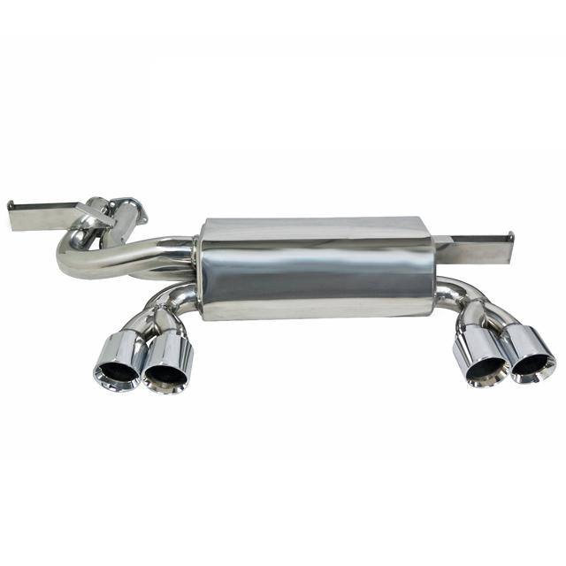 BMW M3 (E46) Rear Performance Exhaust