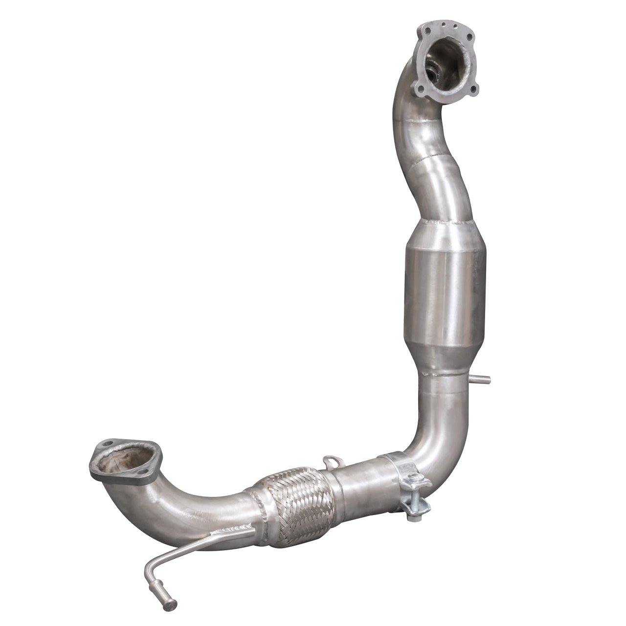 Ford Fiesta (MK7) EcoBoost 1.0 T Front Pipe Sports Cat / De-Cat Performance Exhaust