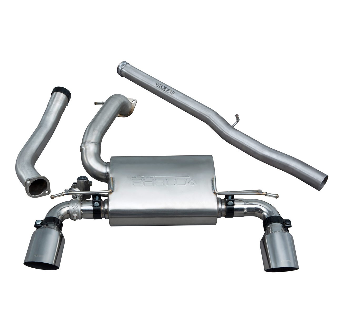 Ford Focus RS (MK3) Cat Back Performance Exhaust