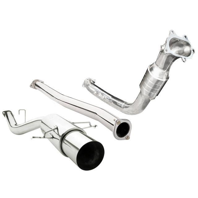 "Subaru Impreza WRX/STI Turbo (01-07) 3"" Race Turbo Back Performance Exhaust"