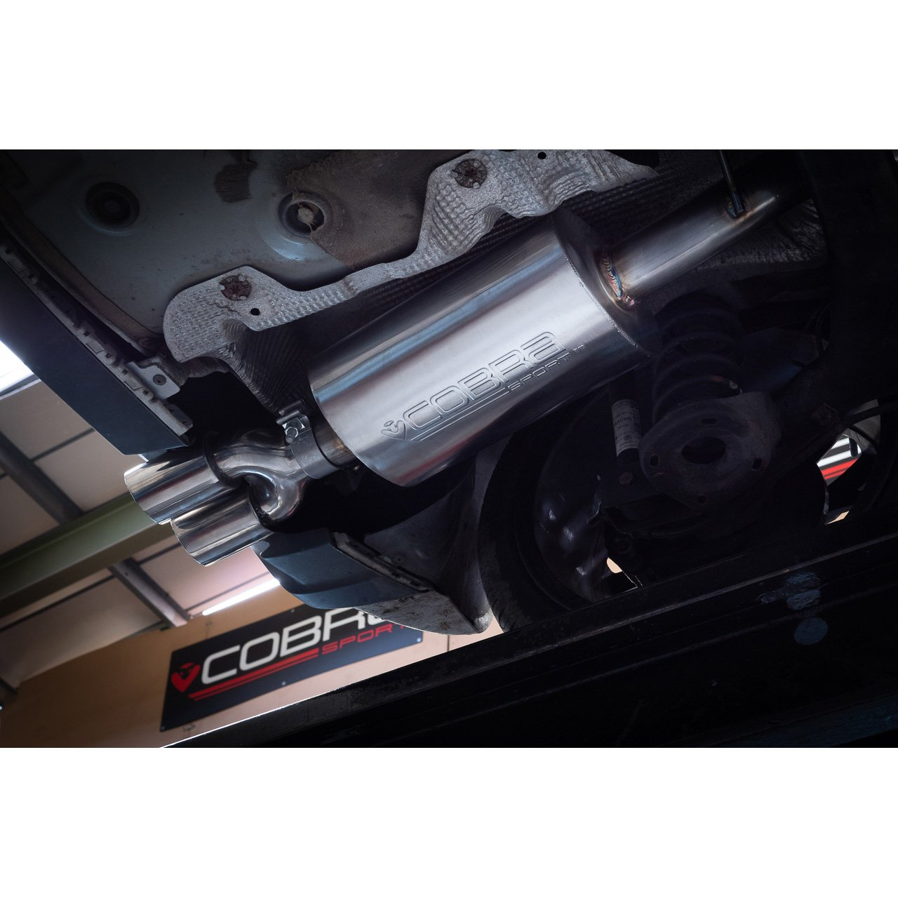 VW Polo BlueGT (6C) 1.4 TSI (15-17) Cat Back Performance Exhaust