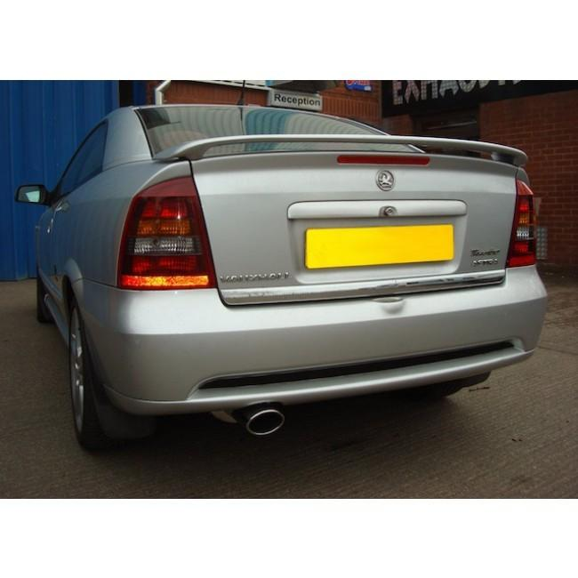 """Vauxhall Astra G Turbo Coupe (98-04) (3"""" Bore) Cat Back Performance Exhaust"""