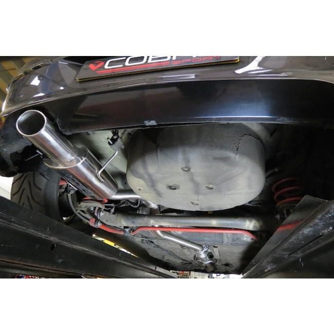 Vauxhall Astra H SRI 2.0 T (04-10) Cat Back Performance Exhaust