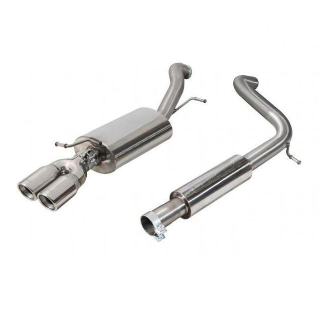 Audi A1 1.4 FSI (S Line) 122PS (10-18) Cat Back Performance Exhaust