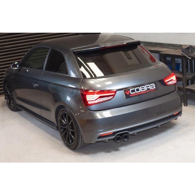 Audi A1 1.4 TFSI 150PS (15-17) Cat Back Performance Exhaust