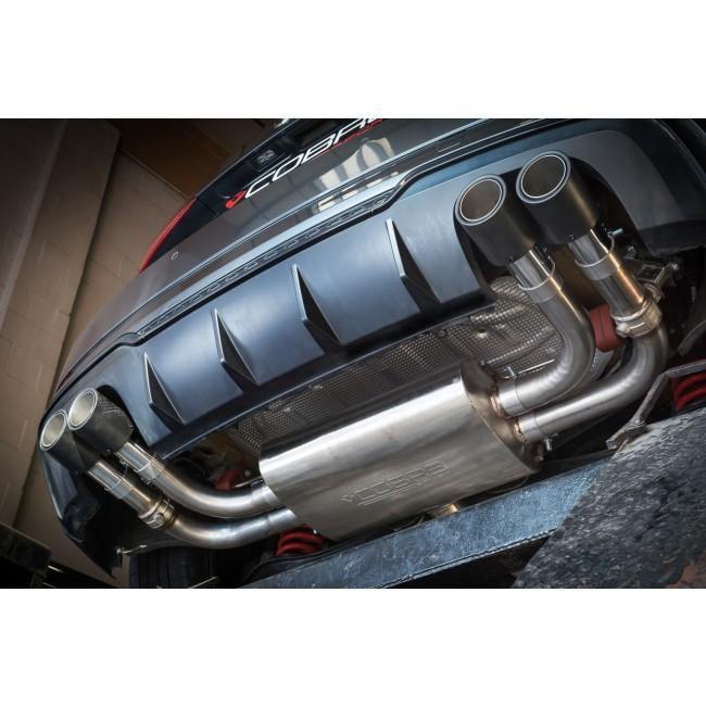 Audi S3 (8V) 5 door Sportback (Valved) Cat Back Performance Exhaust