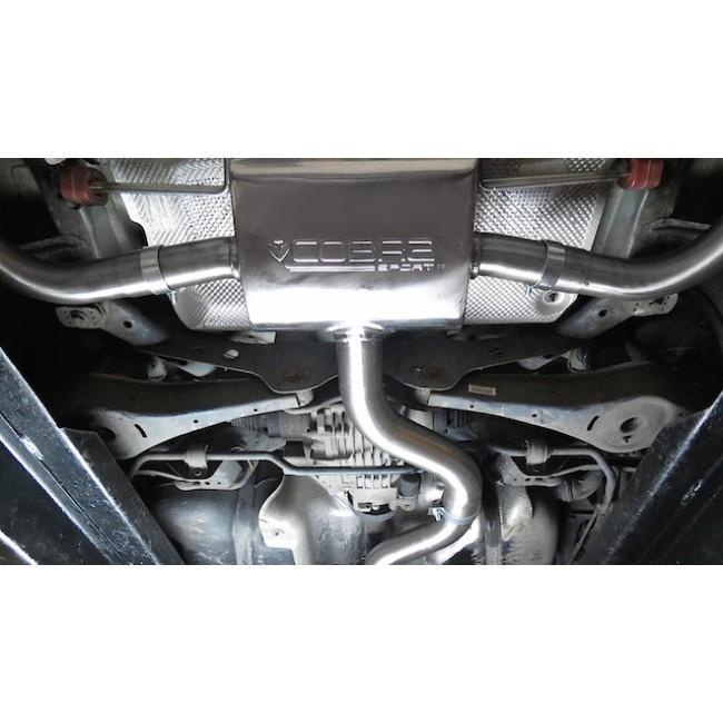 Audi TTS (Mk2) Quattro Cat Back Performance Exhaust