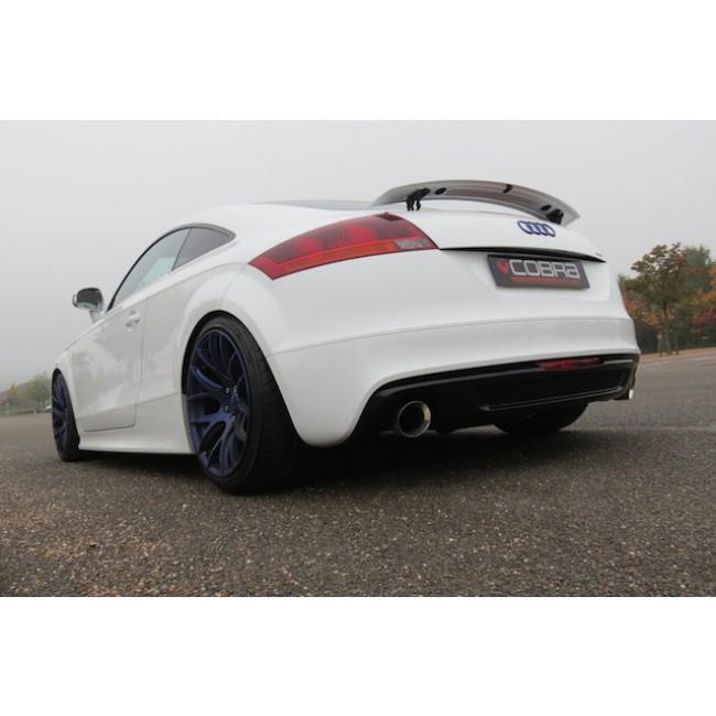 Audi TT (Mk2) 2.0 TFSI (Quattro) 2012-14 Turbo-Back Performance Exhaust