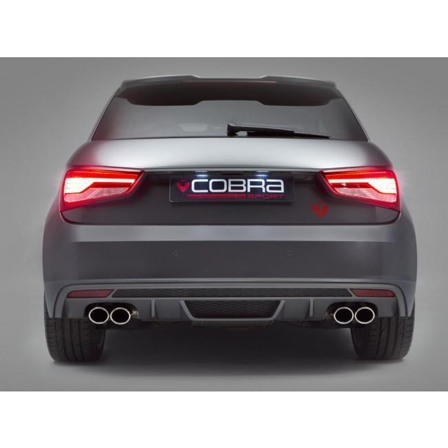 Audi S1 Cat Back Performance Exhaust