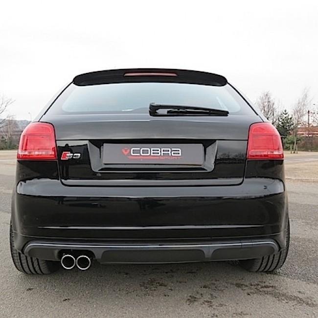 Audi S3 (8P) Quattro (5 Door) Cat Back Performance Exhaust