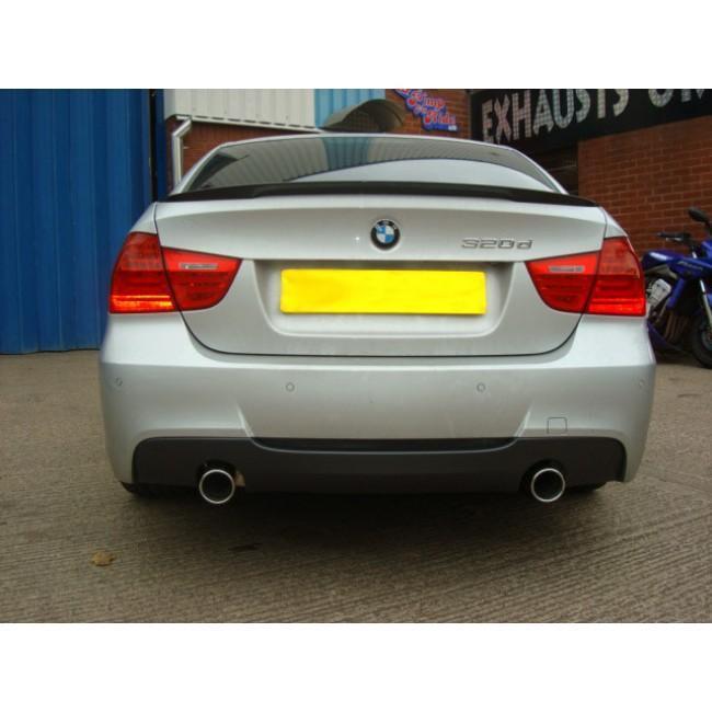BMW 318D/320D Diesel (E90) Dual Exit Performance Exhaust Conversion