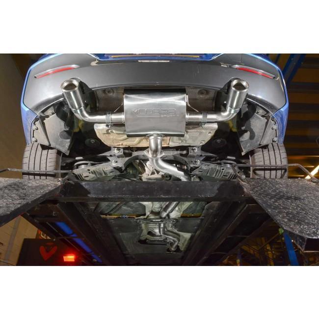 BMW M135i (F20/F21) Cat Back Performance Exhaust