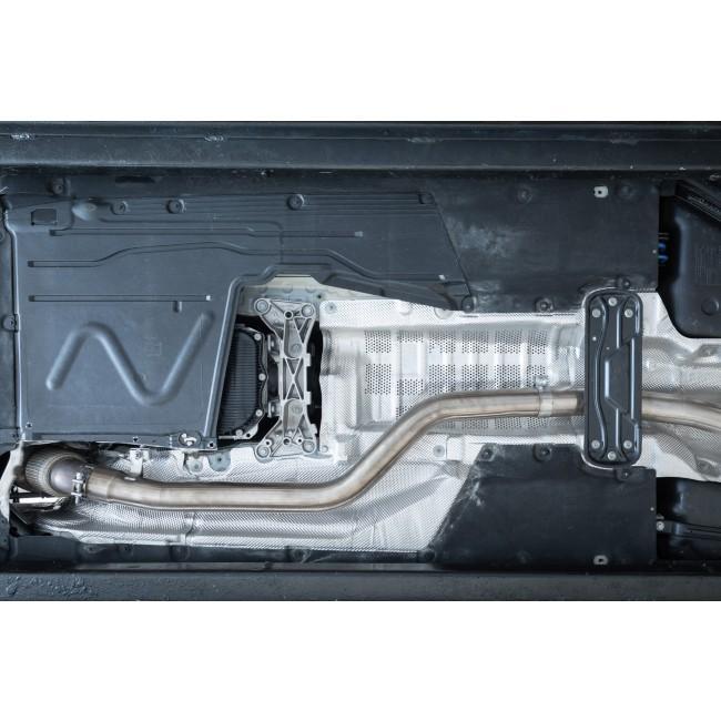 BMW M140i Resonator GPF/PPF Delete Performance Exhaust