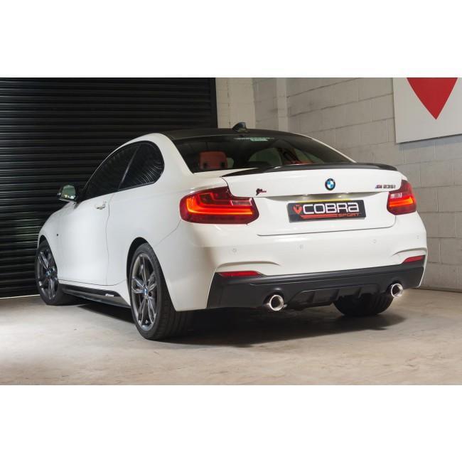 BMW M235i (F22) Cat Back Performance Exhaust
