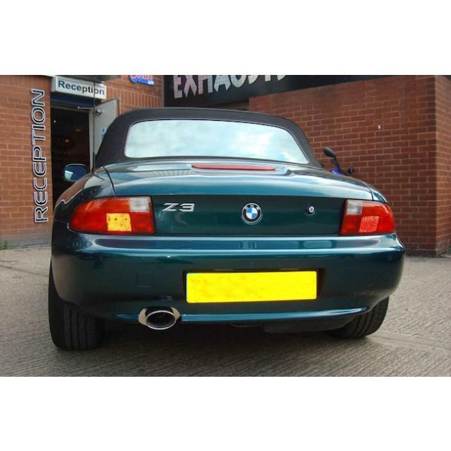 BMW Z3 1.9 (M44) Cat Back Performance Exhaust