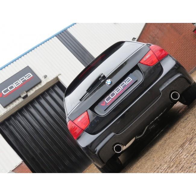 BMW 318D/320D (E91/E92) Dual Exit Performance Exhaust Conversion