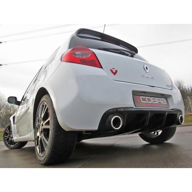 Renault Clio RS 200 (09-12) Cat Back Performance Exhaust