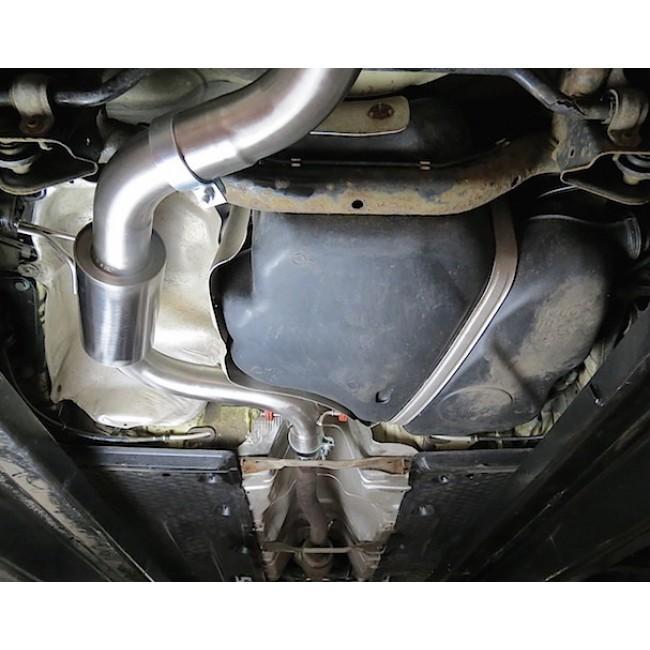 Seat Leon Cupra Mk2 1P 2.0 T FSI (06-12) Turbo Back Performance Exhaust