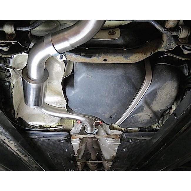 VW Golf GTI (Mk5) 2.0 T FSI (1K) (04-09) Cat Back Performance Exhaust