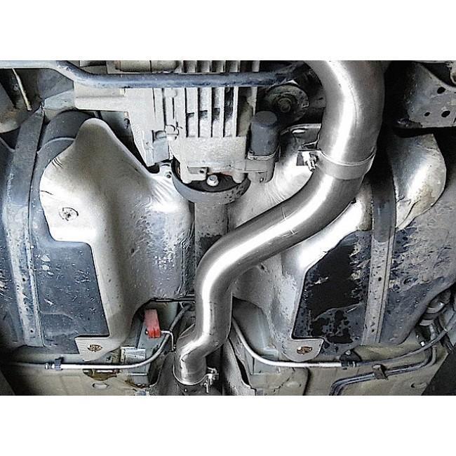Audi TTS (Mk2) Quattro Turbo Back Performance Exhaust
