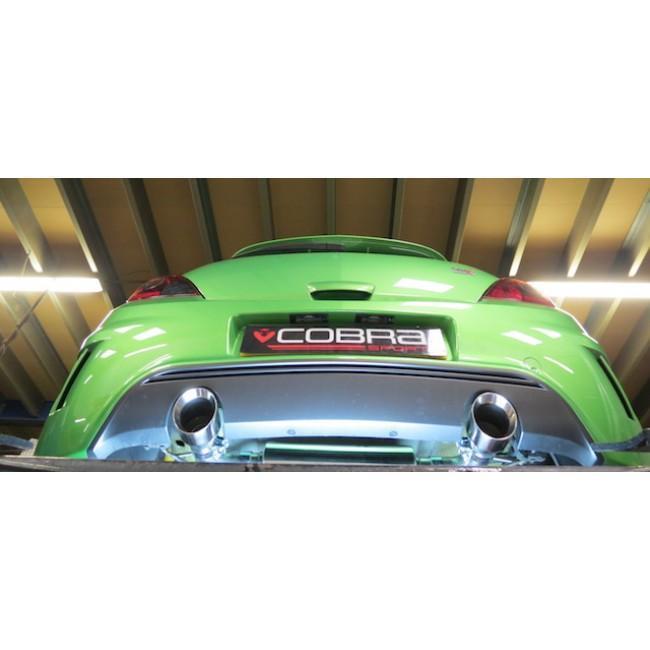 Vauxhall Corsa D VXR Nurburgring (10-14) Cat Back Performance Exhaust