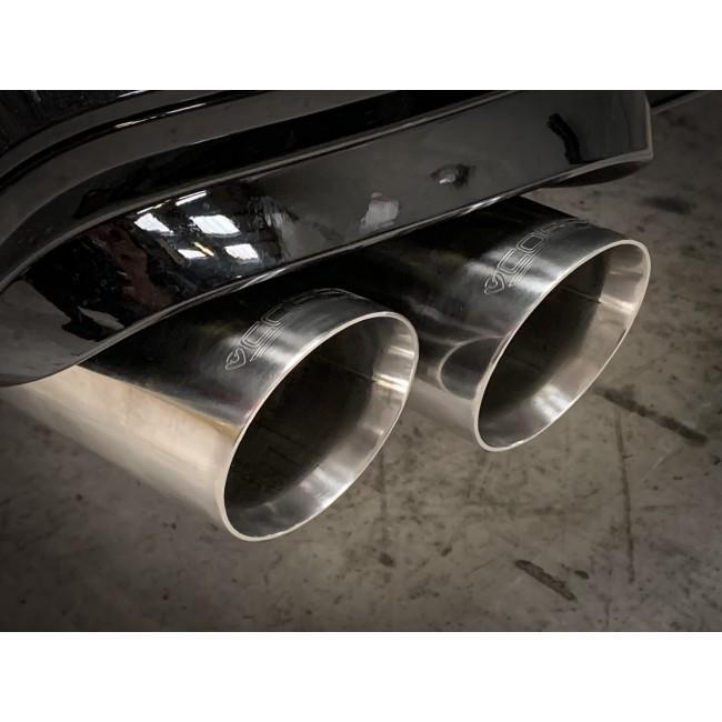 Cupra ATECA 4 DRIVE GPF Back Performance Exhaust