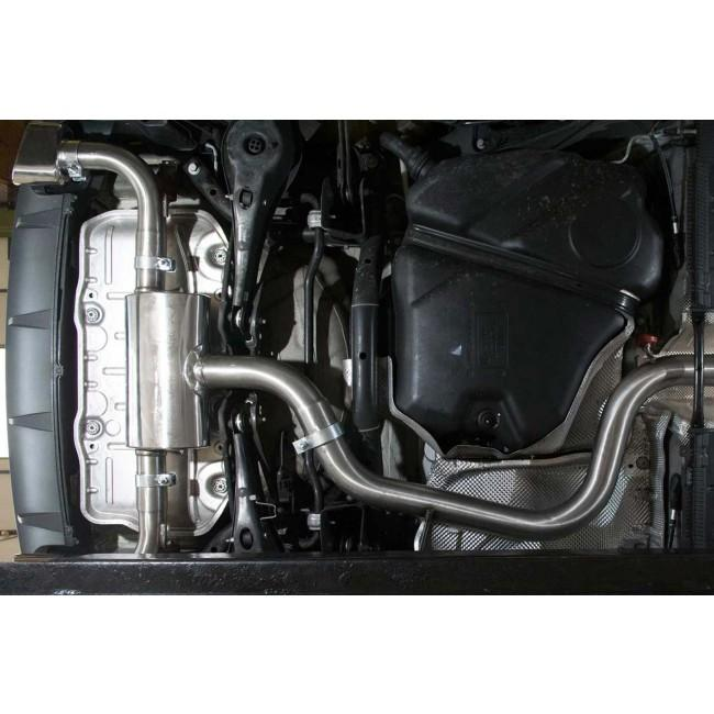 VW Golf GTI (MK7) 2.0 TSI (5G) (12-17) Cat Back Performance Exhaust