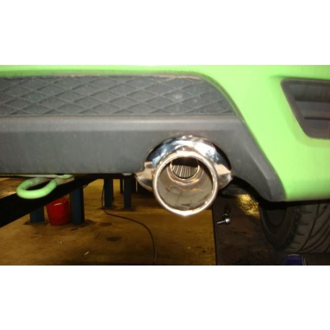 Ford Fiesta (Mk6) Zetec S Rear Performance Exhaust Box