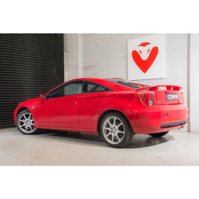 Toyota Celica 1.8 VVTi (99-06) Cat Back Performance Exhaust