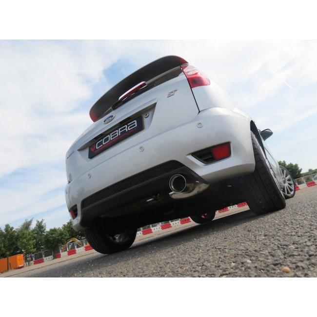 Ford Fiesta (Mk6) ST 150 Cat Back Performance Exhaust