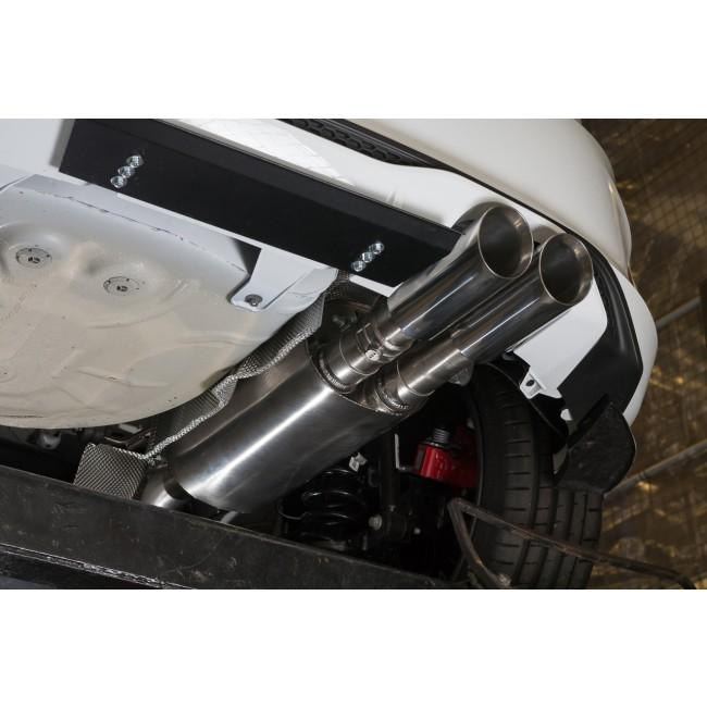 Ford Fiesta (Mk8) ST Cat Back Valved Performance Exhaust