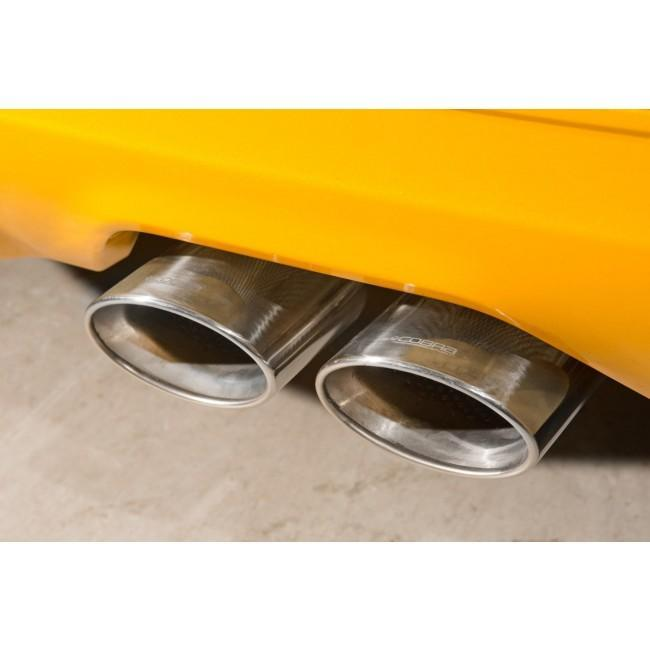 Ford Focus ST 250 (Mk3) Venom Box Delete Cat Back Performance Exhaust