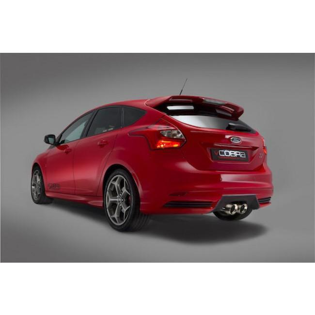 Ford Focus ST 250 (Mk3) Turbo Back Performance Exhaust