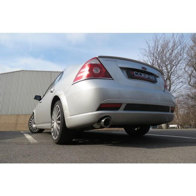 Ford  Mondeo ST TDCi (2.0/2.2L) Front Pipe Back Performance Exhaust System