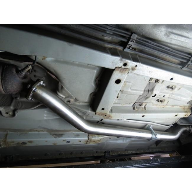 Honda Civic Type R (EP3) Cat Back Performance Exhaust