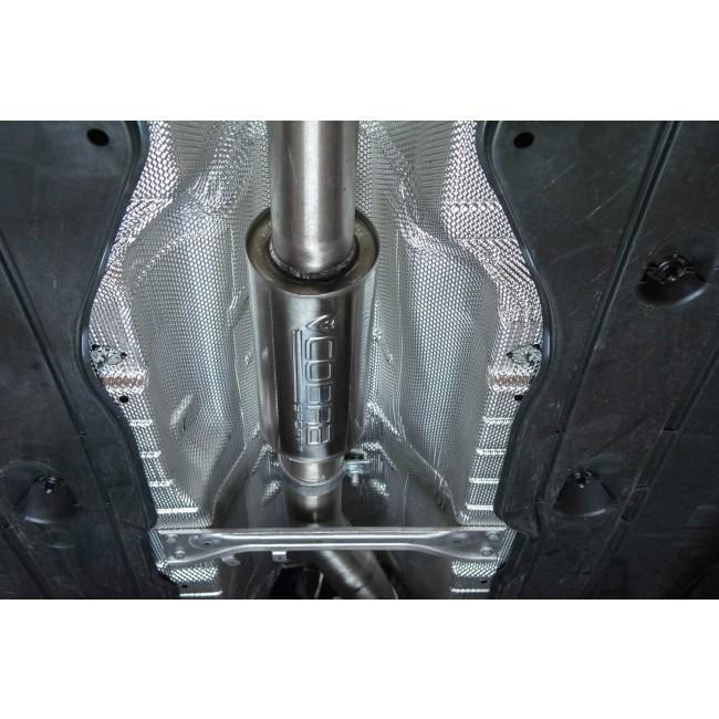Seat Leon Cupra 280/290/300 (14-18) (Pre-GPF) Cat Back Performance Exhaust
