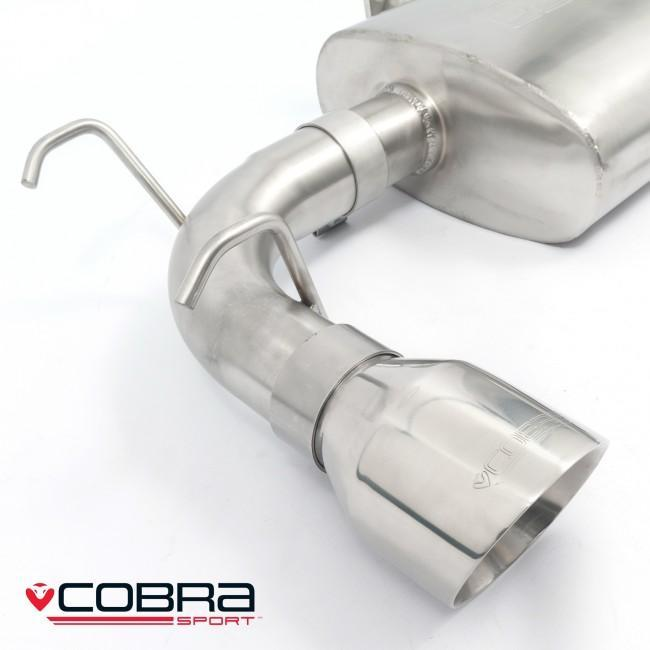 Mazda MX-5 (NC) Mk3 Quieter Road Type Rear Performance Exhaust