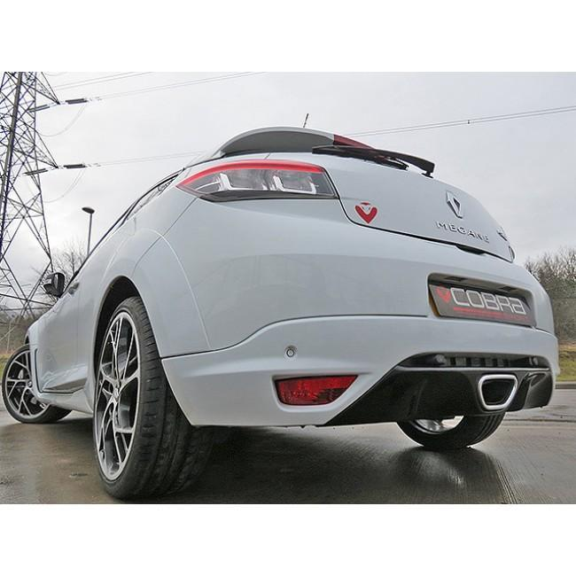 Renault Megane RS 250 / 265 (09-17) Cat Back Performance Exhaust