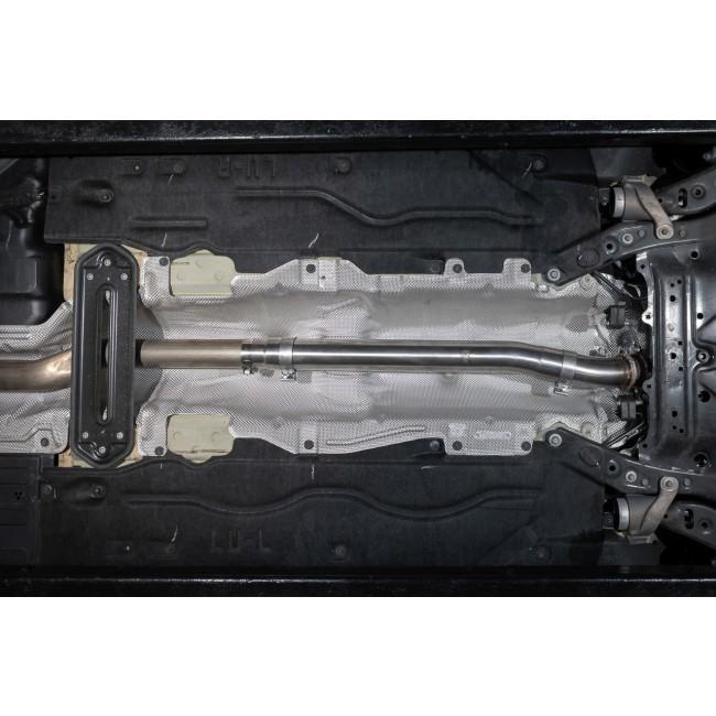 Mini (Mk3) Cooper S (F56 LCI) Facelift PPF Delete Performance Exhaust*