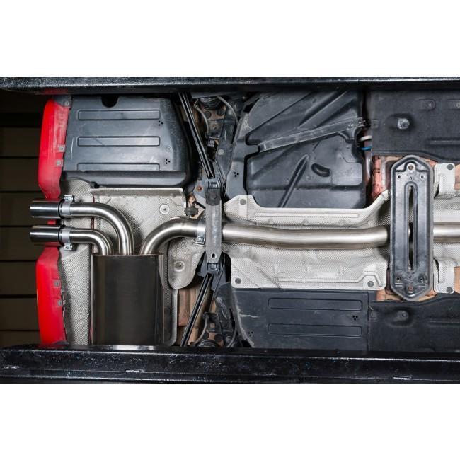"Mini (Mk3) Cooper S / JCW (F56 LCI) Facelift 3"" Cat Back Performance Exhaust"