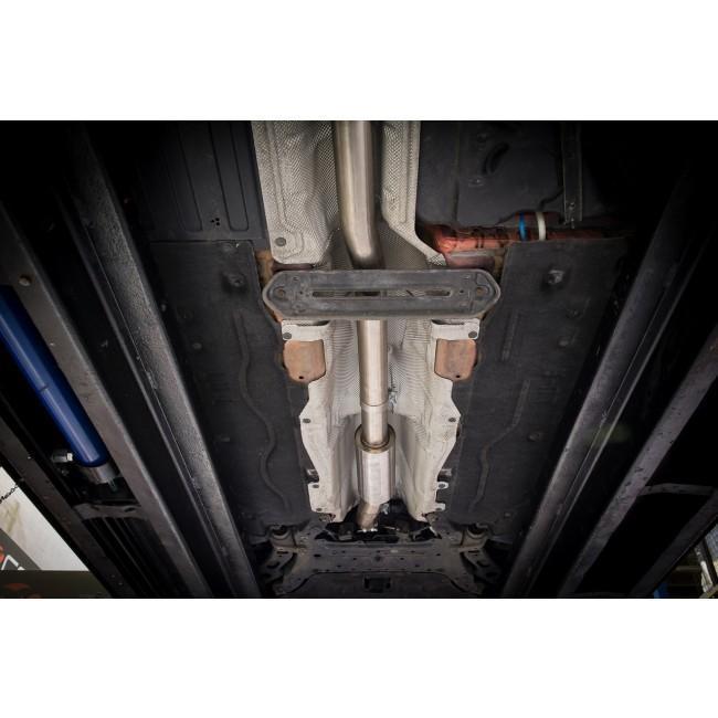 """Mini GP3 (Mk3) JCW (F56) 3"""" Cat Back Performance Exhaust"""