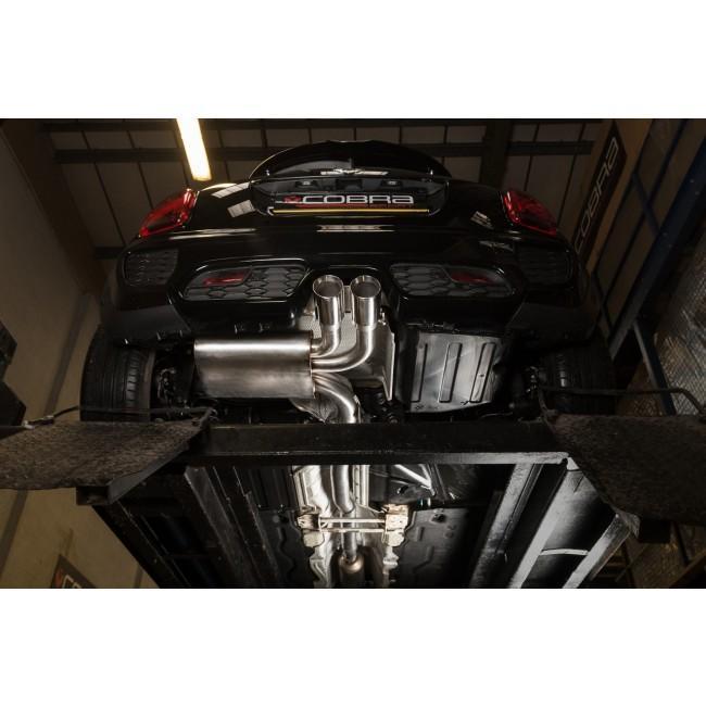"Mini (Mk3) Cooper S (F56 LCI) 3"" GPF Back Performance Exhaust"