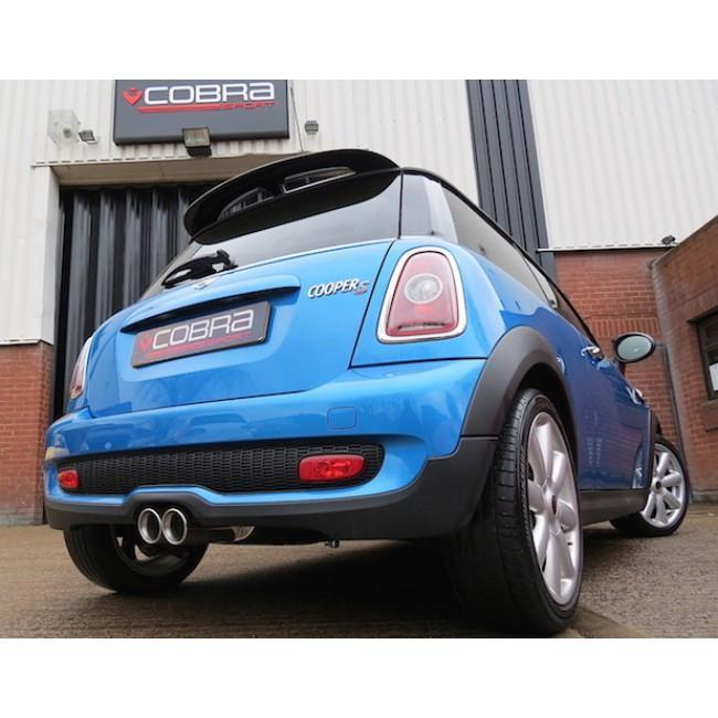 Mini (Mk2) Cooper S (R56/R57) Cat Back Performance Exhaust