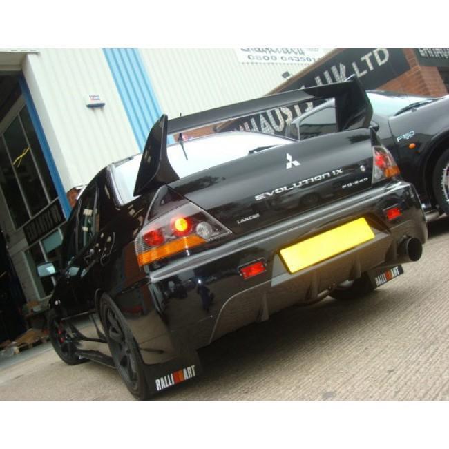 Mitsubishi Evolution 7/8/9 Cat Back Performance Exhaust
