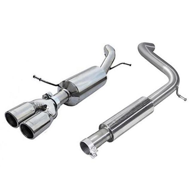 Seat Ibiza FR 1.2 TSI (10-15) Cat Back Performance Exhaust