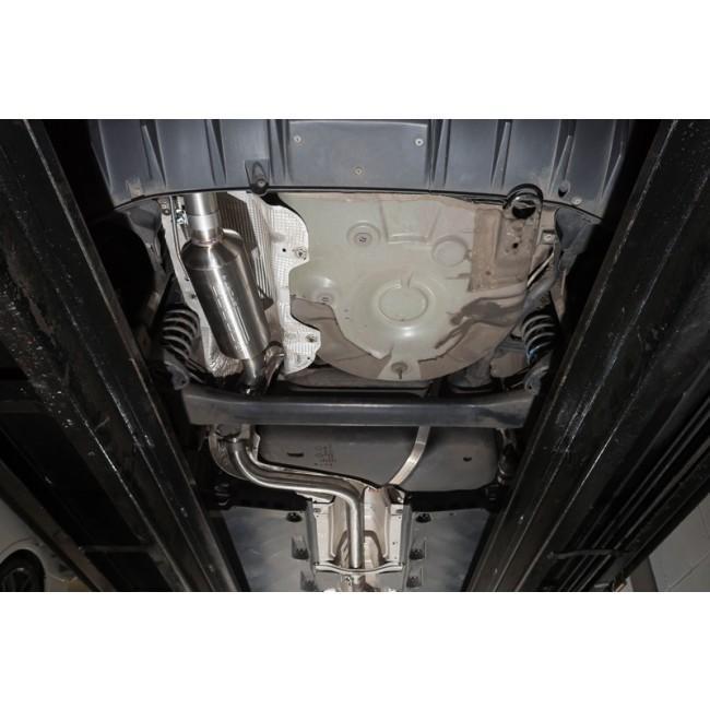 Seat Ibiza Cupra 1.8 TSI (16-18) Cat Back Performance Exhaust