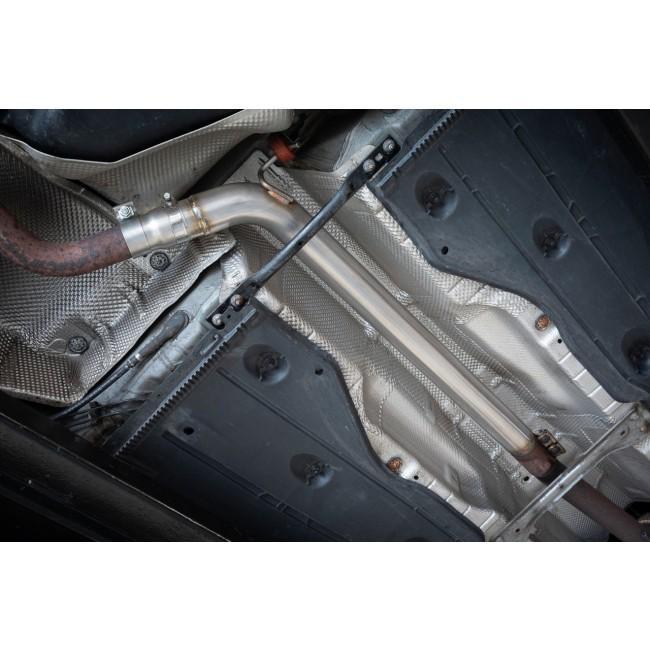 Seat Leon Cupra 290/300 (Pre-GPF) (14-18) Resonator Delete Performance Exhaust