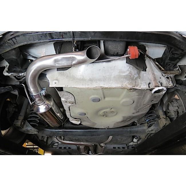 Seat Ibiza Cupra/Bocanegra 1.4 TSI (10-14) Cat Back Performance Exhaust