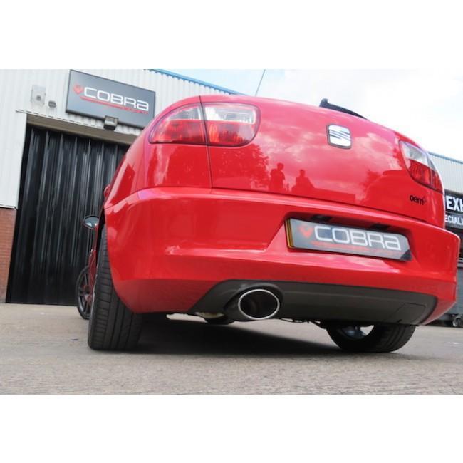 Seat Leon Cupra R Mk1 1M (02-05) Turbo Back Performance Exhaust